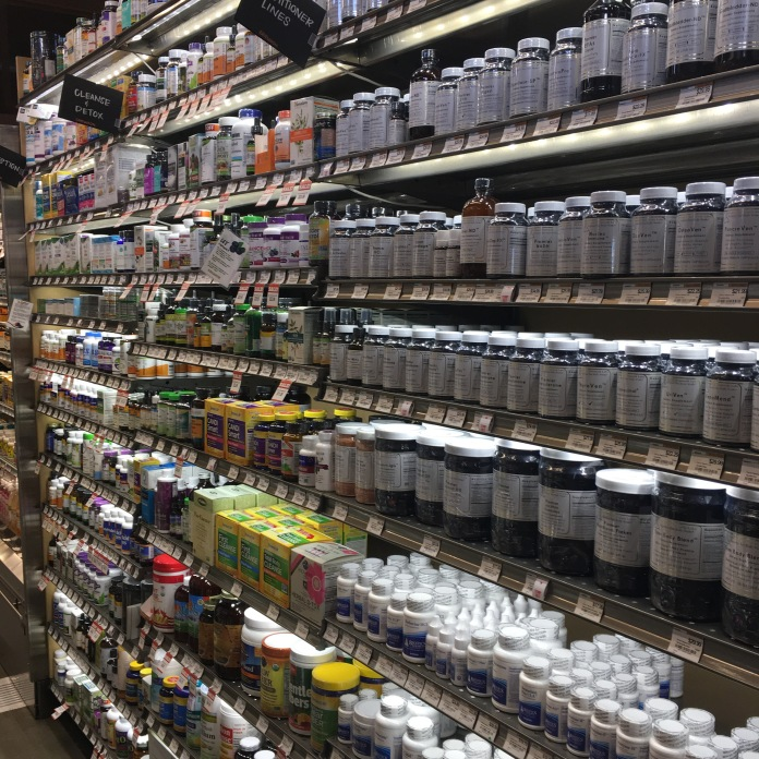 Supplements anyone???