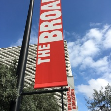 The Broad - get a ticket in advance!